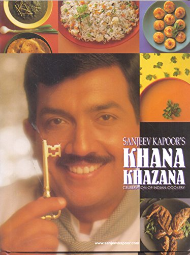 9788171546800: Khana - Khazana: Celebration of Indian Cookery (Any Time Temptations Series)