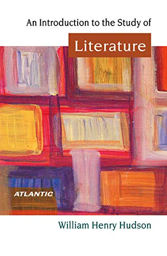 9788171560653: An Introduction to the Study of Literature