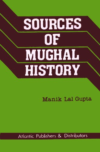 9788171561254: Sources of Mughal History