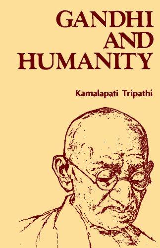9788171563357: Gandhi and humanity