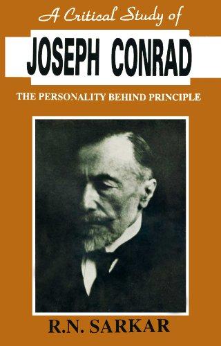 A Critical Study of Joseph Conrad: R.N. Sarkar