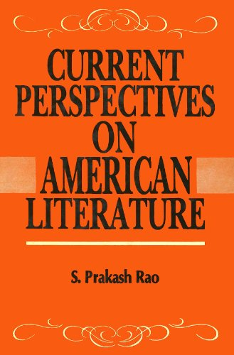 Current Perspectives on American Literature: S. P. Rao