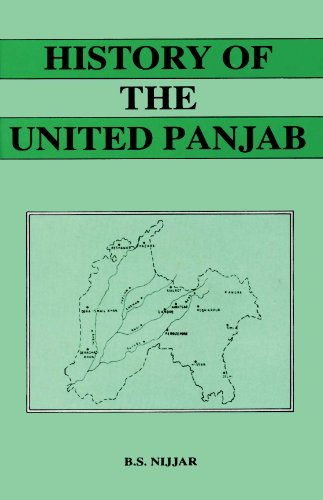 History of the United Panjab: Bakshish Singh Nijjar