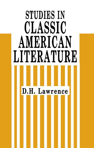Studies in Classic American Literature: D.H. Lawrence