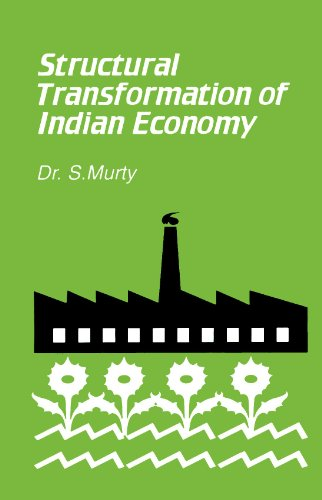 9788171565825: Structural transformation of Indian economy