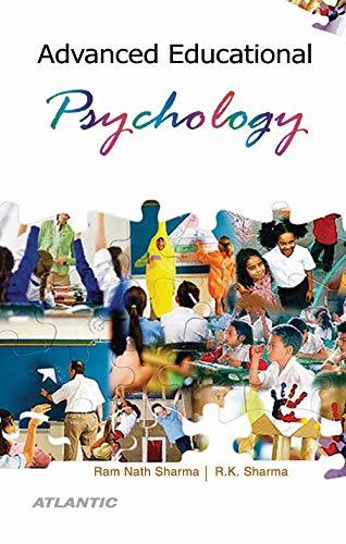 Advance Educational Psychology: R.N. Sharma