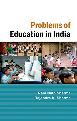 9788171566129: Problems of Education in India