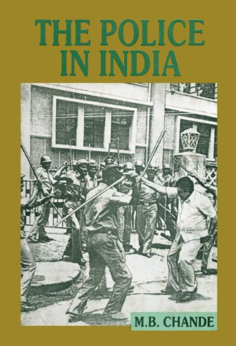 The Police In India: M.B. Chande