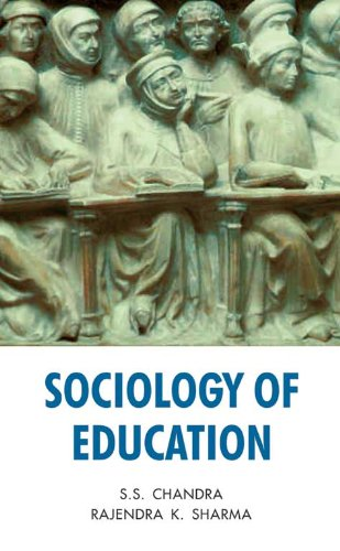 Sociology of Education: S.S. Chandra