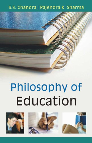 Philosophy of Education: R.K. Sharma,S.S. Chandra