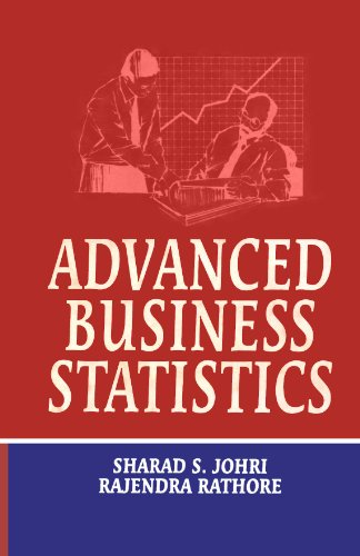 Advanced Business Statistics