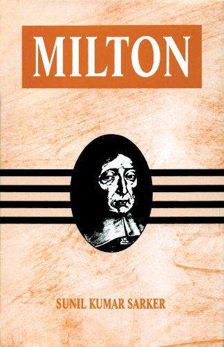Milton: Sunil Kumar Sarker
