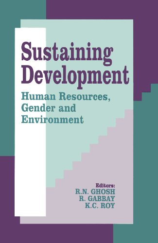 9788171568222: Sustaining development: Human resources, gender and environment