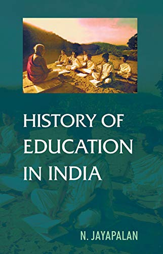 9788171569229: History Of Education In India