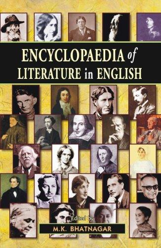 Encyclopaedia of Literature in English, Vol. 4: M. K. Bhatnagar (ed.)