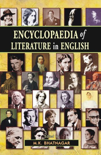 Encyclopaedia of Literature in English, Vol. 5: M. K. Bhatnagar (ed.)