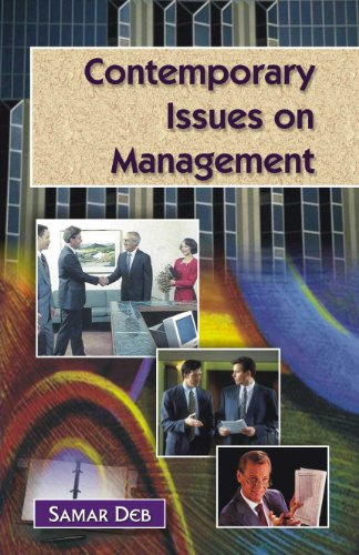 Contemporary Issues on Management: Samar Deb