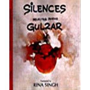 9788171671885: Silences Selected Poems Gulzar