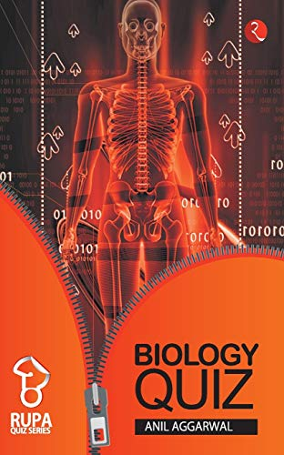 The Rupa Book of Biology Quiz: Anil Aggrawal