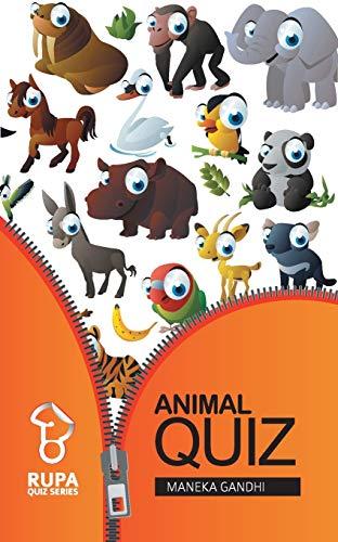 Rupa Book of Animal Quiz: Gandhi, Maneka