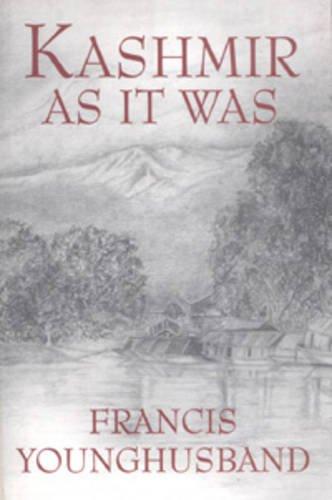 9788171673971: Kashmir: as it Was