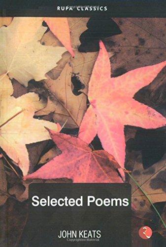 9788171674466: The Poems of John Keats