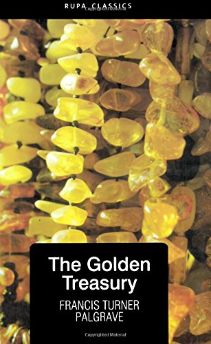 9788171675531: The Golden Treasury