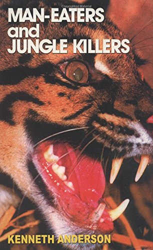 9788171675630: Man-eaters and Jungle Killers
