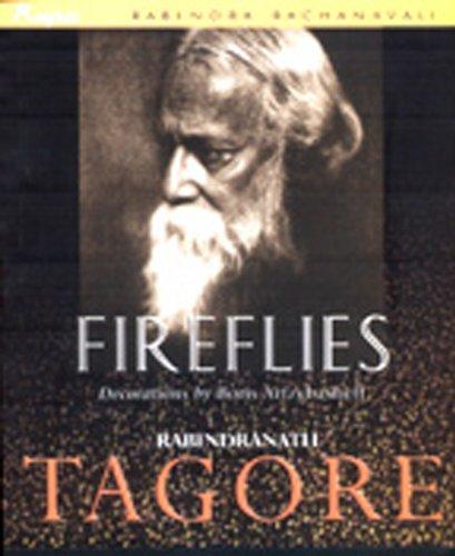 9788171676958: Fireflies (Rabindra Rachanavali)