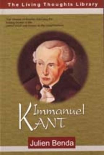 Immanuel Kant: Benda, Julien