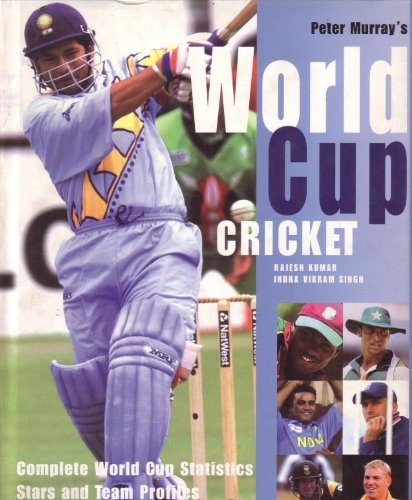 World Cup Cricket: Murray, Peter;Singh, Indra