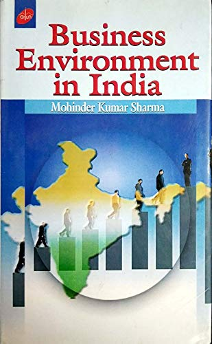 9788171690077: Business Environment of India