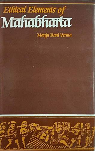 9788171691586: Ethical elements of Mahabharata