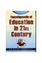 9788171697861: Encyclopaedia of Education in 21st Century - 8 Vols.