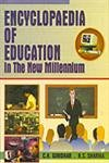 9788171699599: Encyclopaedia Of Education In The New Millennium