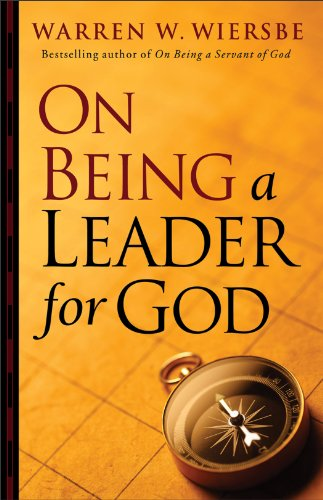 9788171767601: On Being a Leader for God