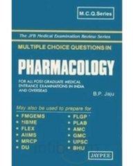 MCQs in Pharmacology: Jaju