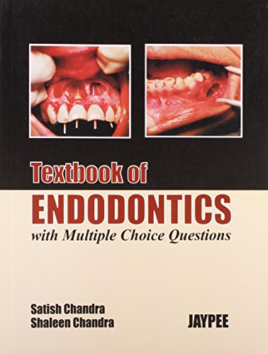 9788171798285: Textbook of Endodontics with Multiple Choice Questions: 2007(Reprint)