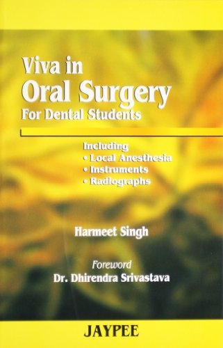 9788171798742: Viva in Oral Surgery for Dental Students
