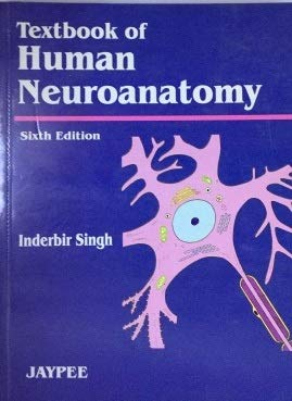 9788171799381: Textbook of Human Neuroanatomy