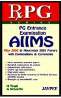 RXPG Series: PG Entrance Examination Aiims May: Ankush Vidyarthi,Himanshu Tyagi