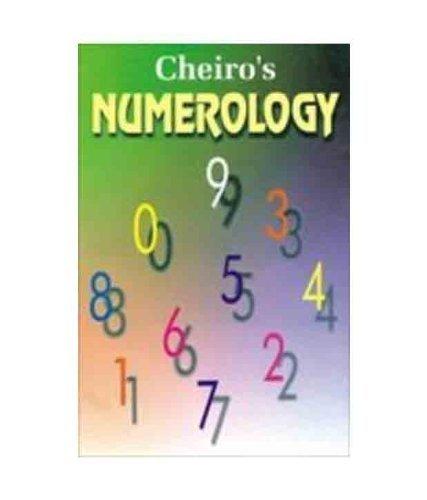 9788171821068: Cheiros Numerology