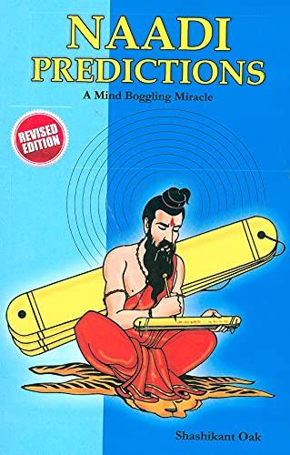 9788171829484: Naadi Predictions A Mind Boggling Miracle