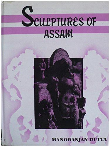 9788171860012: Sculpture of Assam