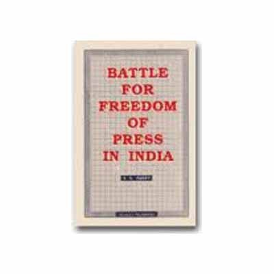 Battle for Freedom of Press in India: K.S. Padhy