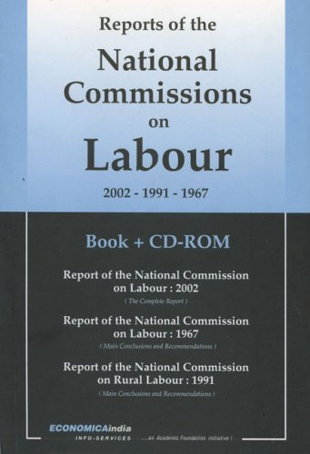 Reports of the National Commission on Labour 2002-1991-1967: Academic Foundation