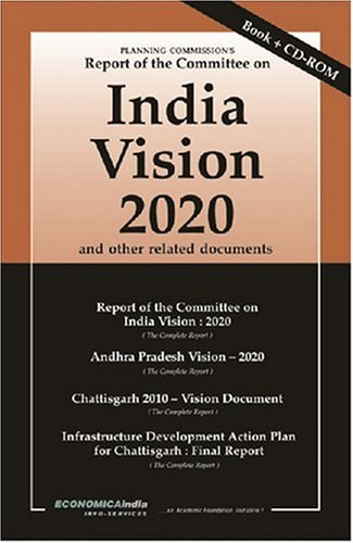 India Vision 2020: Planning Commission, Government of India: Academic Foundation
