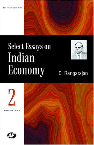 Select Essays on Indian Economy, 2 Vols: C. Rangarajan