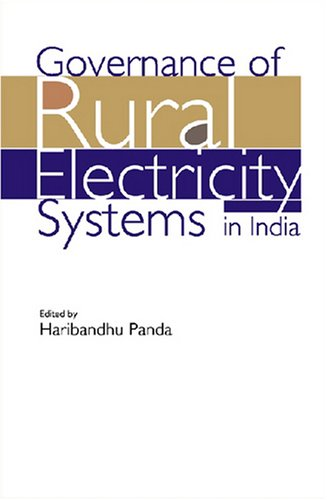 Governance of Rural Electricity Systems in India: Haribandhu Panda