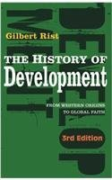 9788171887392: 3rd Edition The History of Development From Western Origins to Global Faith
